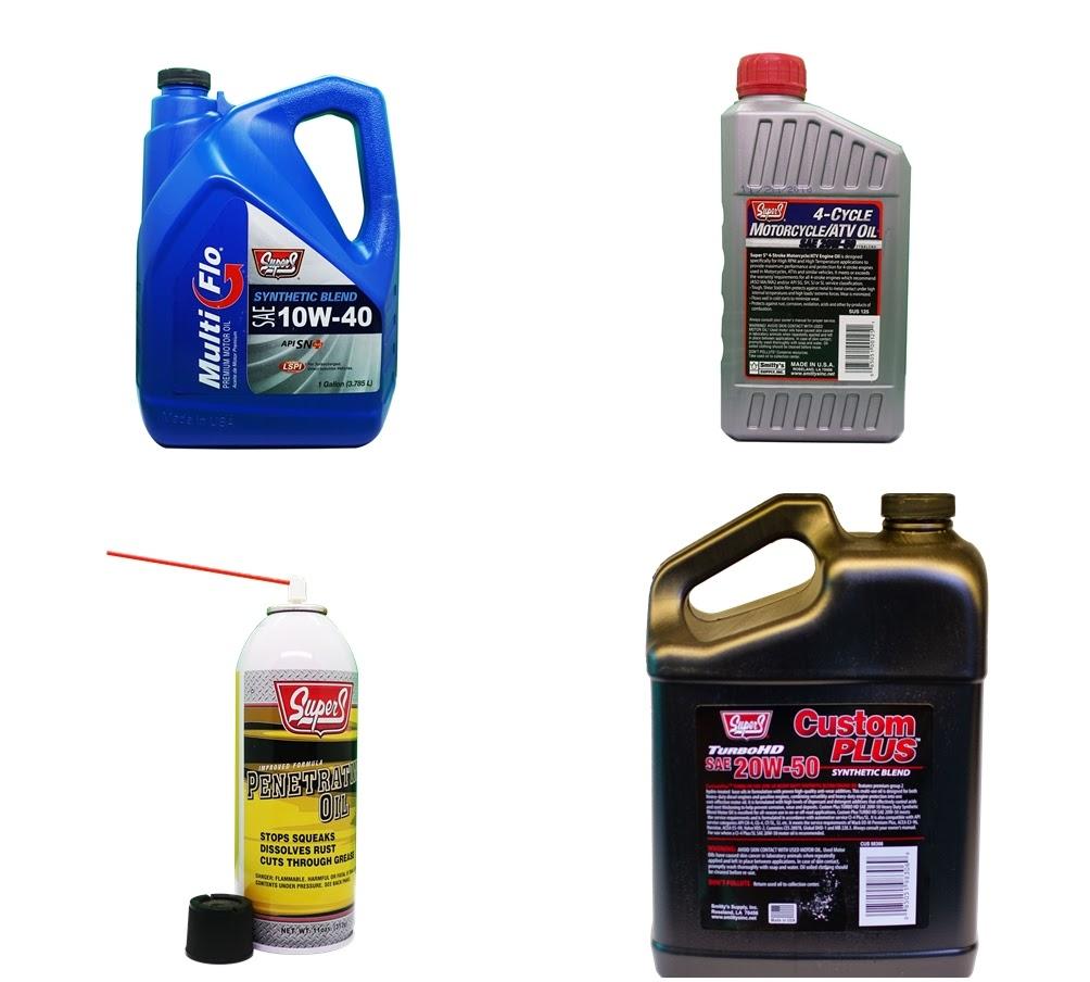 Super S - thương hiệu dầu nhớt nhập khẩu từ Mỹ được tin dùng nhiều nhất hiện nay.